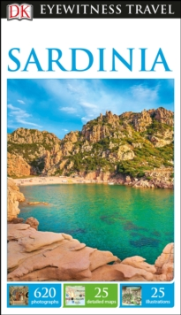 DK Eyewitness Travel Guide Sardinia, Paperback / softback Book