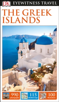 DK Eyewitness Travel Guide The Greek Islands, Paperback Book