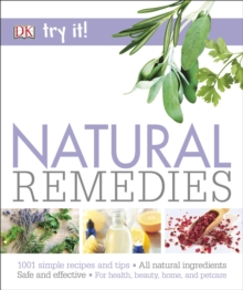 Natural Remedies, Paperback Book
