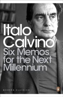 Six Memos for the Next Millennium, Paperback / softback Book