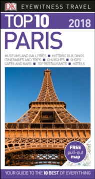Top 10 Paris : 2018, Paperback / softback Book