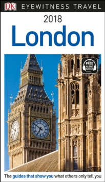 DK Eyewitness Travel Guide London : 2018, Paperback Book