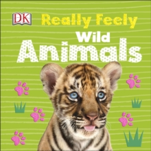 Really Feely Wild Animals, Board book Book