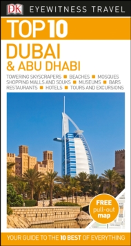 Top 10 Dubai and Abu Dhabi, Paperback Book