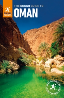 The Rough Guide to Oman (Travel Guide), Paperback / softback Book