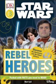 Star Wars Rebel Heroes, Hardback Book