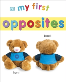 My First Opposites, Board book Book