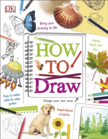 How to Draw, Spiral bound Book