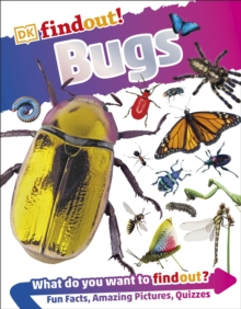 DKfindout! Bugs, Paperback / softback Book