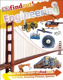 DKfindout! Engineering, Paperback / softback Book