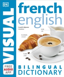 French English Bilingual Visual Dictionary, Paperback Book