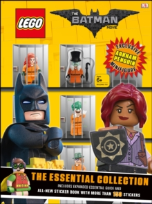 The LEGO (R) BATMAN MOVIE The Essential Collection : Includes 2 books, 150 stickers and exclusive Minifigure, Mixed media product Book