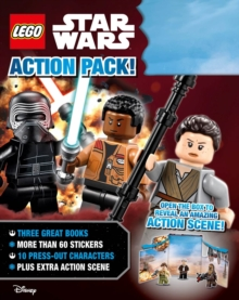 LEGO Star Wars Action Pack,  Book
