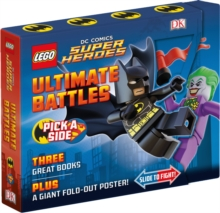 LEGO DC Superheroes Ultimate Battle Set,  Book