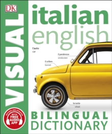 Italian English Bilingual Visual Dictionary, Paperback Book
