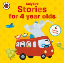 Stories for Four-Year-Olds, CD-Audio Book