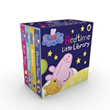 Peppa Pig: Bedtime Little Library, Board book Book