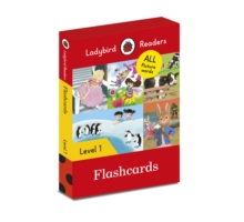 Ladybird Readers Level 1 Flashcards, Cards Book