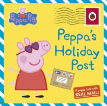Peppa's Holiday Post, Hardback Book