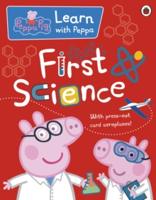 Peppa: First Science, Paperback / softback Book