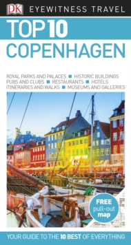 Top 10 Copenhagen, Paperback / softback Book