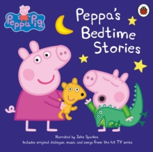 Peppa Pig: Bedtime Stories, CD-Audio Book
