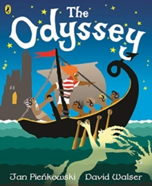 The Odyssey, Paperback / softback Book