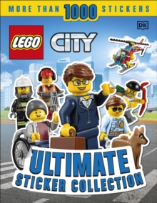 LEGO City Ultimate Sticker Collection, Paperback / softback Book