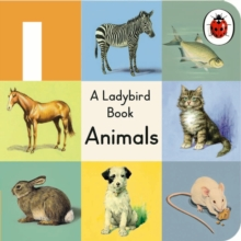 A Ladybird Buggy Book: Animals, Board book Book