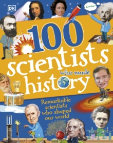 100 Scientists Who Made History, Hardback Book