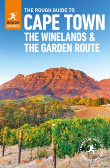 The Rough Guide to Cape Town, The Winelands and the Garden Route, Paperback / softback Book