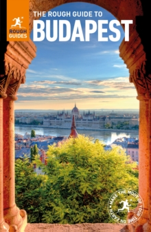 The Rough Guide to Budapest, Paperback Book