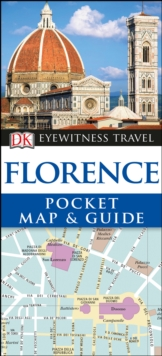 Florence Pocket Map and Guide, Paperback / softback Book