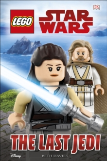 LEGO Star Wars The Last Jedi, Hardback Book
