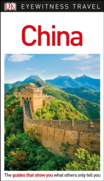 DK Eyewitness China, Paperback / softback Book