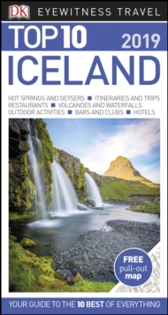 Top 10 Iceland : 2019, Paperback / softback Book