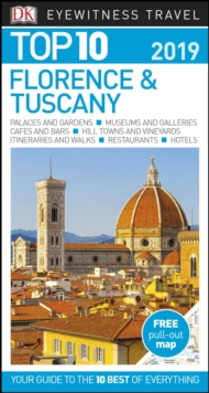 Top 10 Florence and Tuscany : 2019, Paperback / softback Book