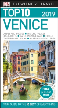 Top 10 Venice : 2019, Paperback / softback Book