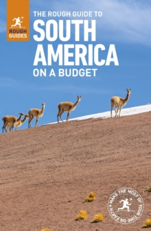 The Rough Guide to South America On a Budget (Travel Guide with Free eBook), Paperback / softback Book