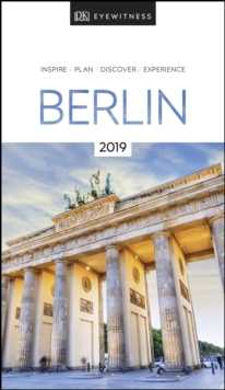 DK Eyewitness Travel Guide Berlin : 2019, Paperback / softback Book