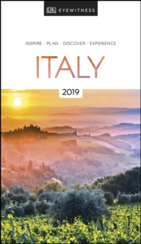DK Eyewitness Travel Guide Italy : 2019, Paperback / softback Book