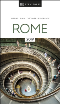 DK Eyewitness Travel Guide Rome : 2019, Paperback / softback Book