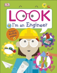 Look I'm An Engineer, Hardback Book