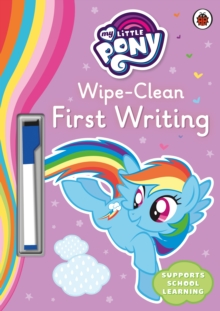My Little Pony - Wipe-Clean First Writing, Paperback Book