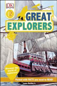 Great Explorers : Discover the World of Explorers!, Hardback Book