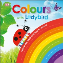 Colours with a Ladybird, Board book Book
