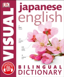 Japanese-English Bilingual Visual Dictionary, Paperback / softback Book