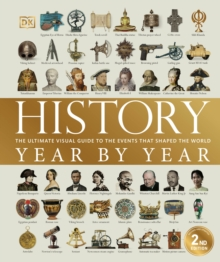 History Year by Year, Hardback Book