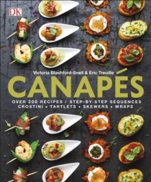 Canapes, Paperback / softback Book