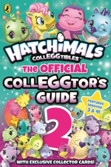 Hatchimals: The Official Colleggtor's Guide 2, Paperback / softback Book